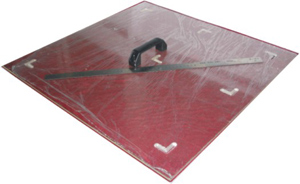 Type Y(B)085 Fabric Shrinkage Marking Ruler - Changzhou NO 1